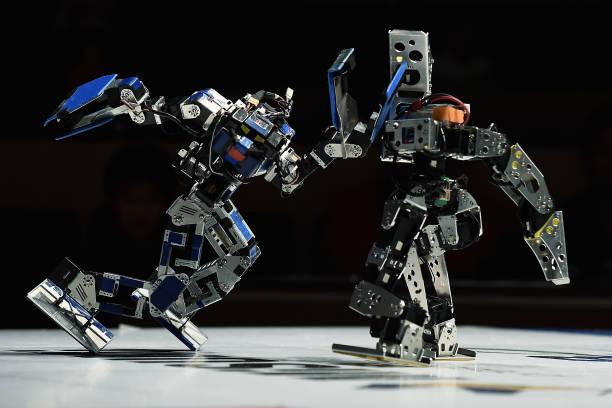 金融と経済「Robots Fight At ROBO-ONE In Tokyo」:写真・画像(3)[壁紙.com]