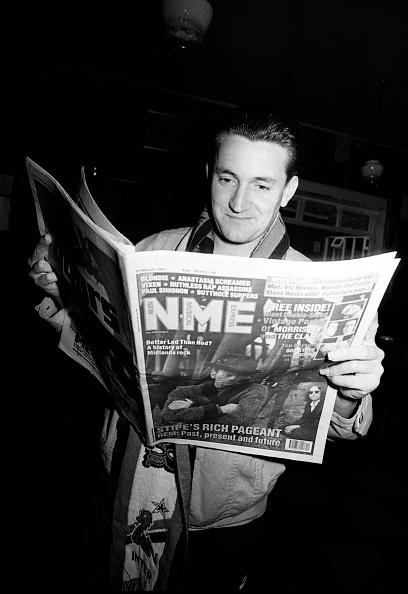 NME Magazine「Paul Heaton Reading NME」:写真・画像(0)[壁紙.com]