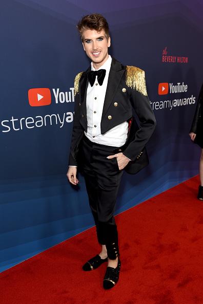 Presley Ann「The 9th Annual Streamy Awards - Red Carpet」:写真・画像(17)[壁紙.com]