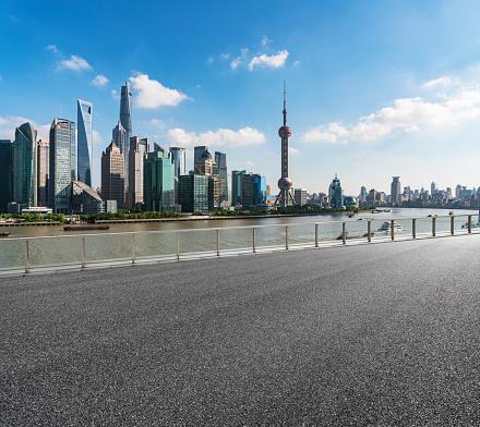Motor Racing Track「Urban Road」:スマホ壁紙(11)