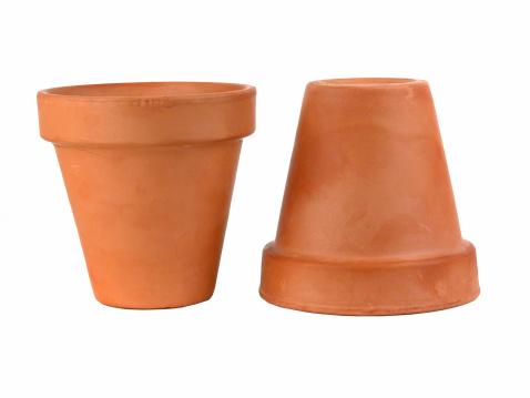 Upside Down「terra cotta pots 2」:スマホ壁紙(11)