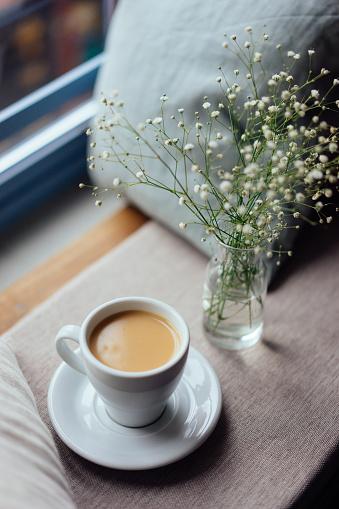 Coffee Break「Morning coffee」:スマホ壁紙(16)
