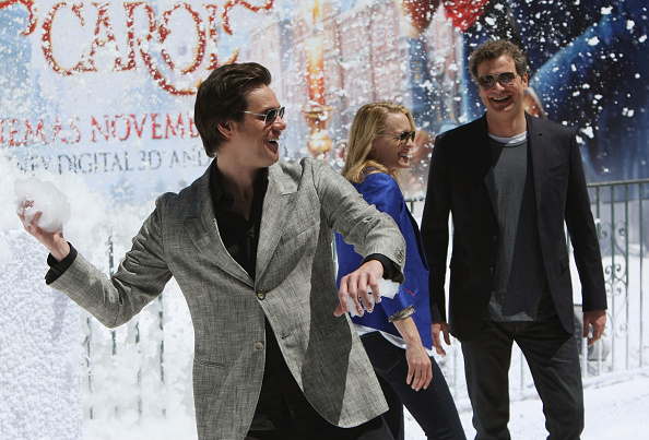 Fake Snow「A Christmas Carol Photocall - 2009 Cannes Film Festival」:写真・画像(0)[壁紙.com]