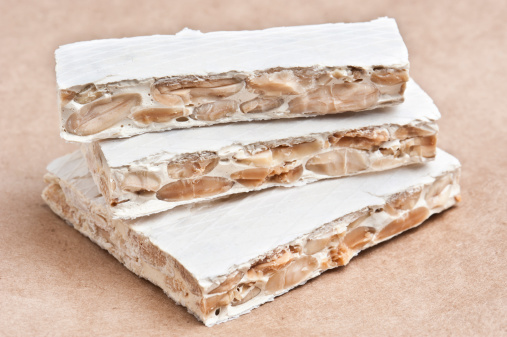Toasted Food「Classic Hard Spanish Turron」:スマホ壁紙(10)