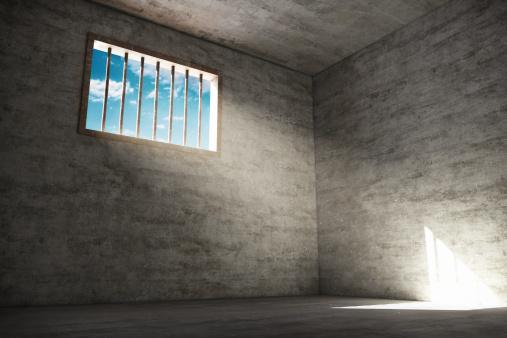 Freedom「Hope in Prison Cell」:スマホ壁紙(10)