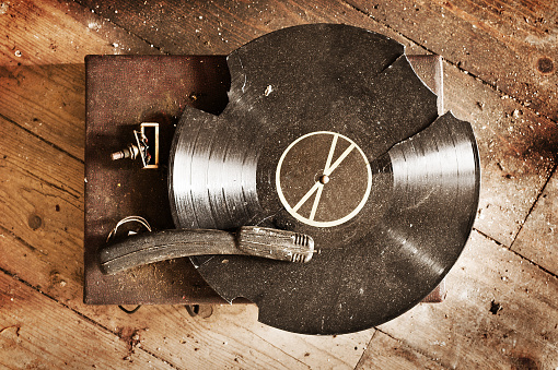 Record - Analog Audio「Record Player」:スマホ壁紙(14)