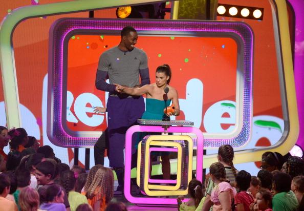 26th Nickelodeon Kids' Choice Awards「Nickelodeon's 26th Annual Kids' Choice Awards - Show」:写真・画像(5)[壁紙.com]