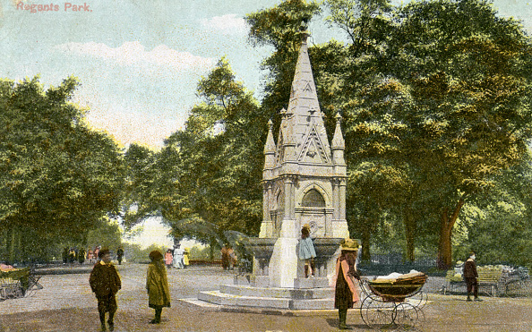 City Life「Regent's Park, London, UK」:写真・画像(7)[壁紙.com]