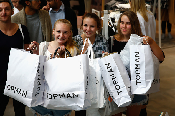 TOPSHOP「New Zealand's First TopShop Store Opens In Auckland」:写真・画像(11)[壁紙.com]