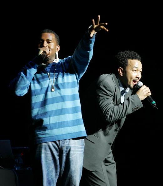 Kanye West - Musician「Alicia Keys Diary Tour At Radio City Music Hall」:写真・画像(3)[壁紙.com]
