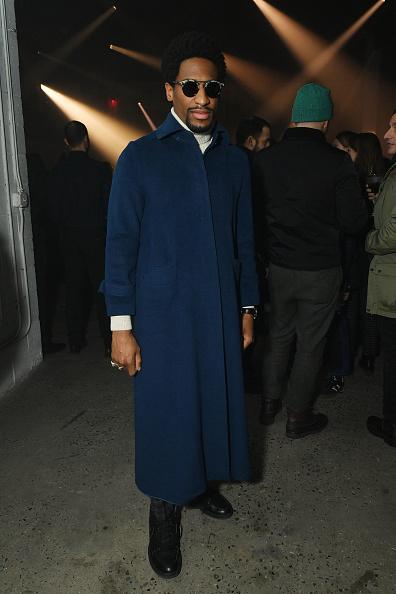 Wristwatch「Raf Simons - Front Row - February 2018 - New York Fashion Week Mens'」:写真・画像(10)[壁紙.com]