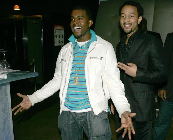 Kanye West - Musician「G.O.O.D. Music Label Launch Party」:写真・画像(12)[壁紙.com]