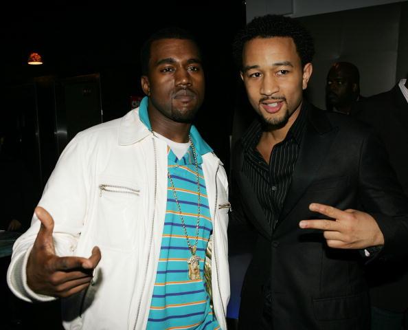 Kanye West - Musician「G.O.O.D. Music Label Launch Party」:写真・画像(14)[壁紙.com]