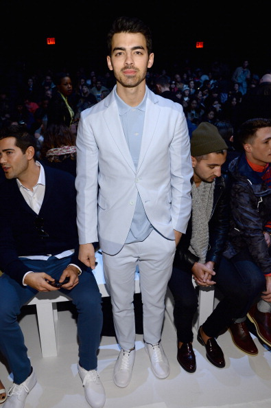 Larry Busacca「Lacoste - Front Row - Mercedes-Benz Fashion Week Fall 2014」:写真・画像(13)[壁紙.com]
