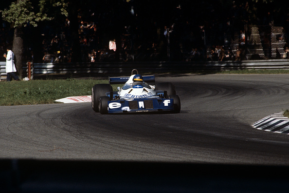 Paul-Henri Cahier「Ronnie Peterson, Grand Prix Of Italy」:写真・画像(11)[壁紙.com]