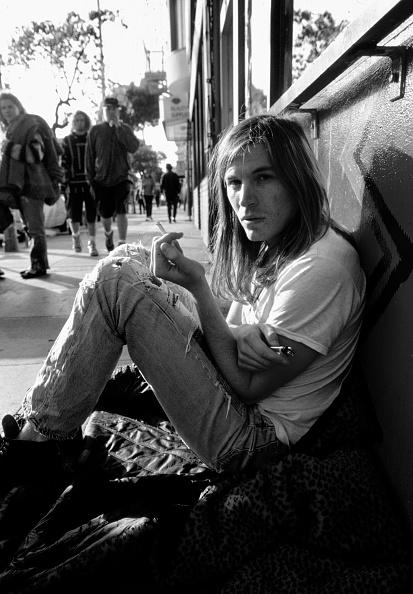 Diminishing Perspective「Evan Dando On Haight Street」:写真・画像(18)[壁紙.com]