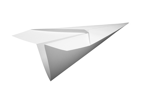 Glider「紙飛行機」:スマホ壁紙(1)