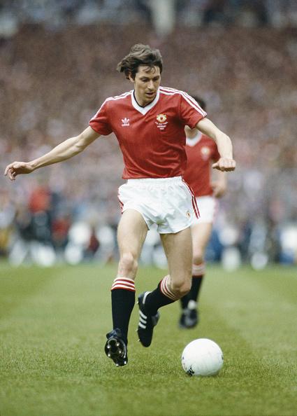 Sport「Arnold Muhren Manchester United 1983 FA Cup Final」:写真・画像(14)[壁紙.com]