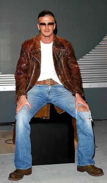 Spice「Manchester United Soccer Star David Beckham」:写真・画像(3)[壁紙.com]