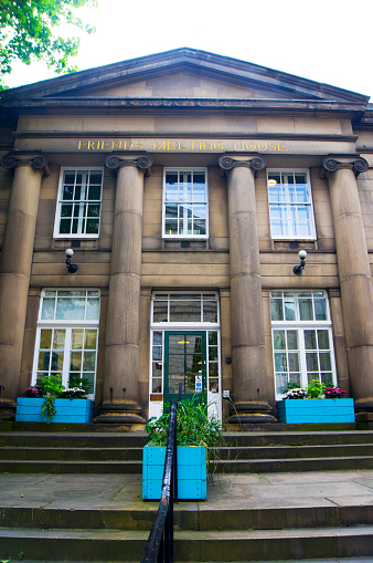 19th Century「Manchester Meeting House.」:スマホ壁紙(4)