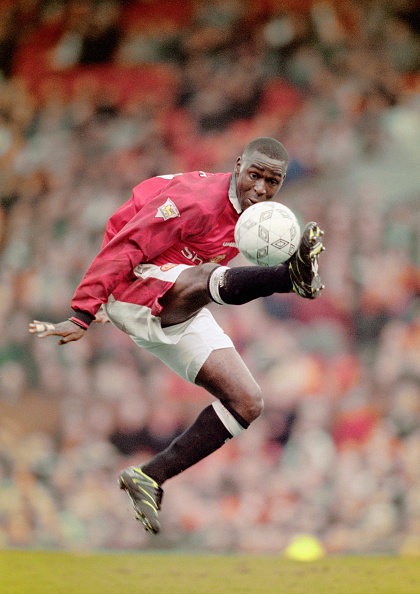 Club Soccer「Andy Cole Manchester United 1997」:写真・画像(5)[壁紙.com]