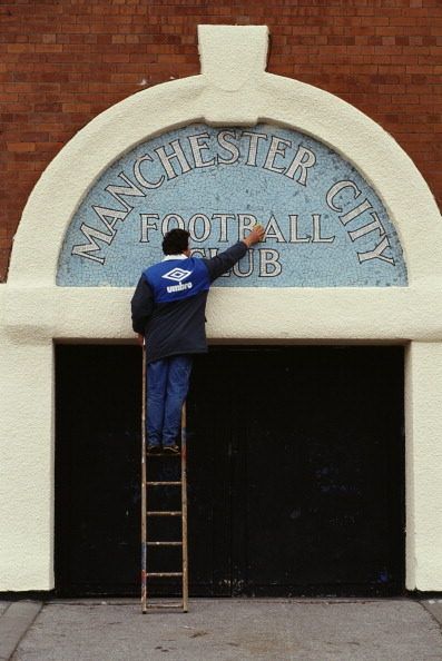 Tom Stoddart Archive「Manchester City Football Club」:写真・画像(13)[壁紙.com]