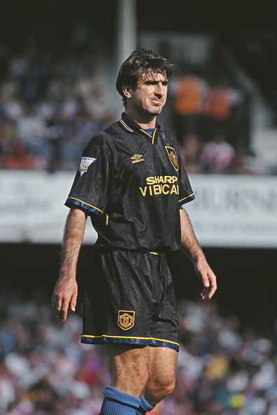 Uniform「Eric Cantona Manchester United 1993」:写真・画像(18)[壁紙.com]
