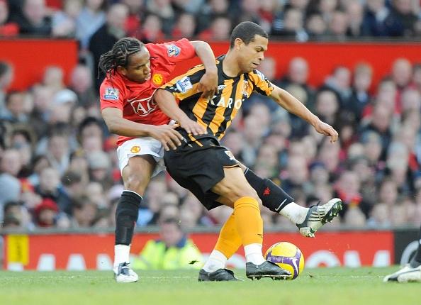 David Ashdown「Manchester United v Hull Premiership Football at Old Trafford 2008」:写真・画像(7)[壁紙.com]