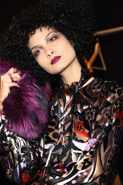 The Salon - Lincoln Center「Georgine - Backstage - Mercedes-Benz Fashion Week Fall 2015」:写真・画像(15)[壁紙.com]