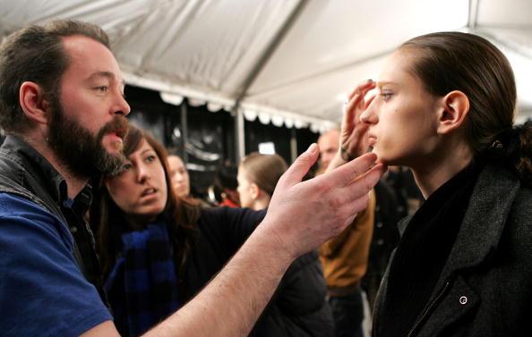 New York State Armory「Marc Jacobs Fall 2007 - Backstage」:写真・画像(1)[壁紙.com]