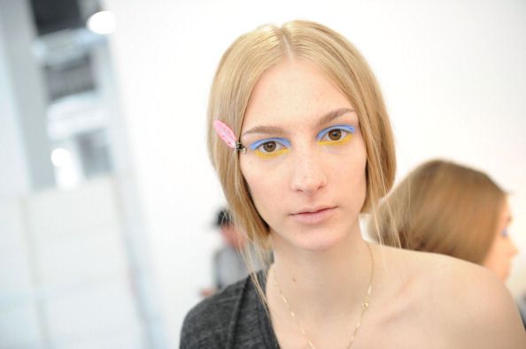 Architectural Feature「Delpozo - Backstage- Mercedes-Benz Fashion Week Spring 2014」:写真・画像(14)[壁紙.com]