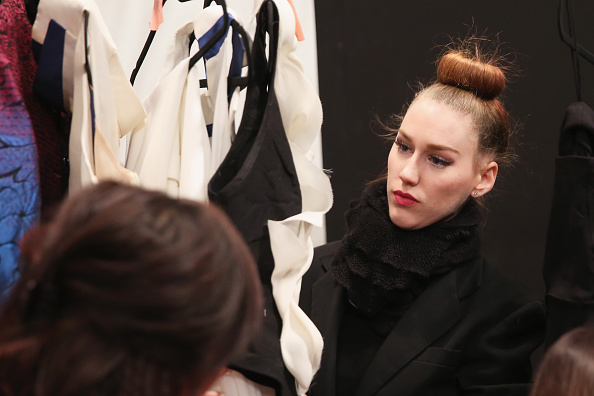 Cindy Ord「Charity Water - Backstage - Mercedes-Benz Fashion Week Fall 2015」:写真・画像(5)[壁紙.com]