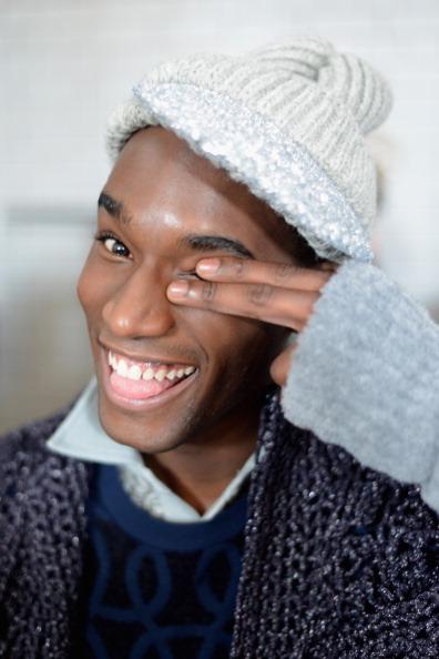 Eamonn M「Sibling: Backstage - London Collections: Men AW14」:写真・画像(12)[壁紙.com]