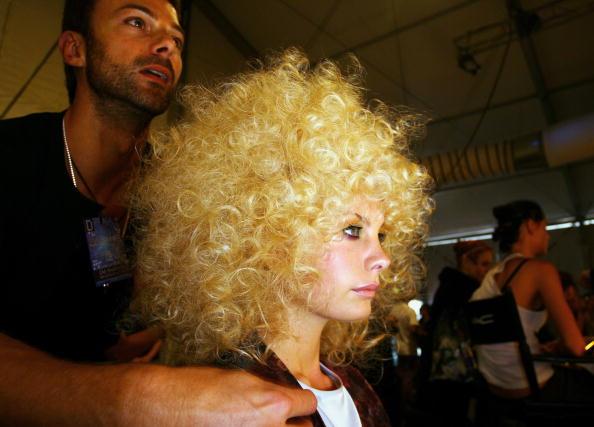 ウェーブヘア「One Teaspoon: Backstage - MAFW」:写真・画像(2)[壁紙.com]