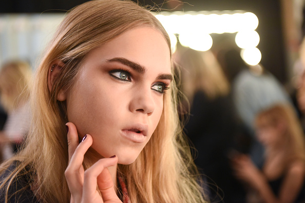 Chelsea Piers「Sophie Theallet - Backstage- MADE Fashion Week Fall 2015」:写真・画像(15)[壁紙.com]