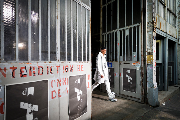 Summer Collection「Julius : Backstage - Paris Fashion Week - Menswear Spring/Summer 2017」:写真・画像(7)[壁紙.com]