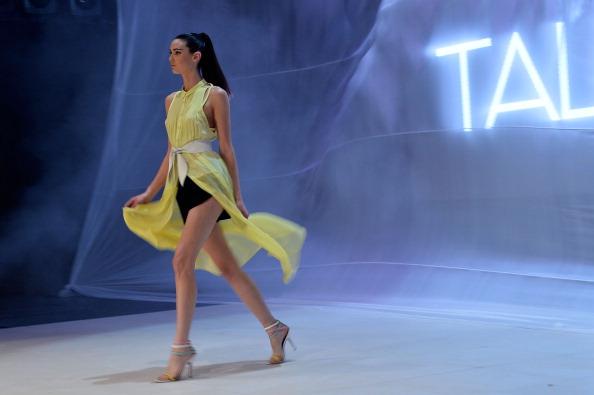 Yellow Dress「MBFFS 2012: MBFWA Trends - Backstage」:写真・画像(8)[壁紙.com]