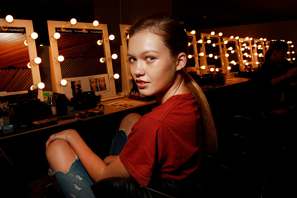 Atmosphere「Australian Luxe - Backstage - MBFFS 2015」:写真・画像(14)[壁紙.com]