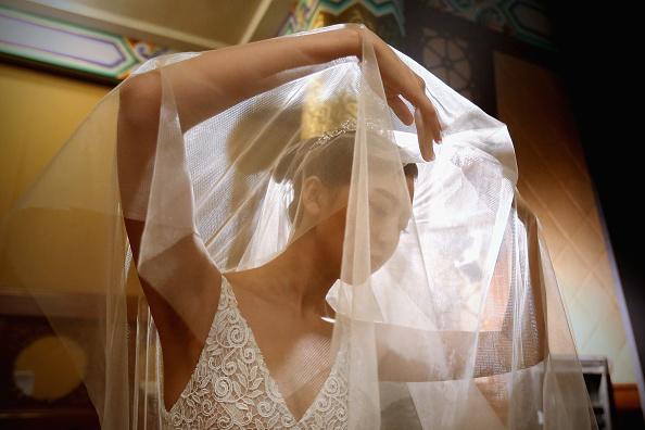 Wedding Dress「Mercedes-Benz China Fashion Week S/S 2014 - Day 3」:写真・画像(11)[壁紙.com]