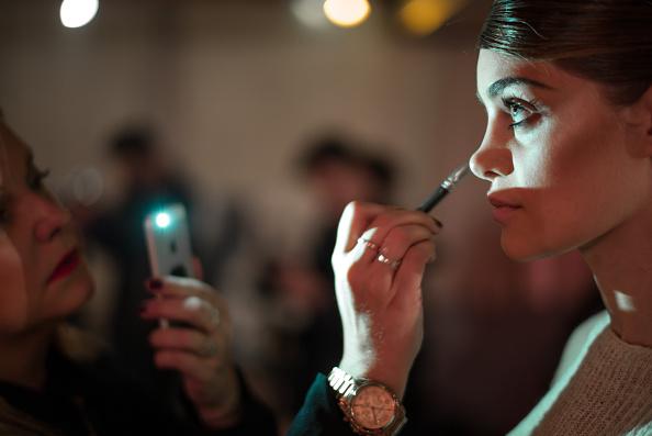 Ian Gavan「Corrie Nielsen : Backstage - Paris Fashion Week Womenswear」:写真・画像(5)[壁紙.com]