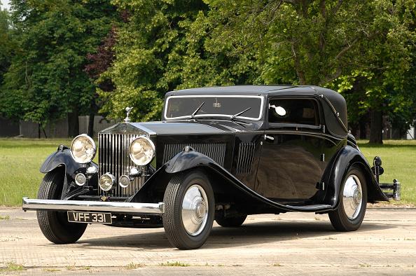 Collector's Car「1933 Rolls Royce Phantom 2 Continental」:写真・画像(17)[壁紙.com]