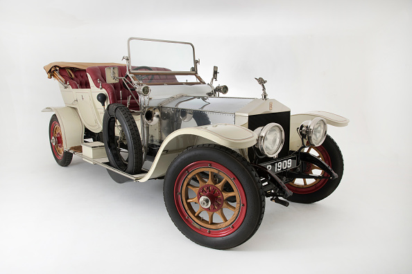 1909「1909 Rolls - Royce Silver Ghost Roi Des Belges.」:写真・画像(19)[壁紙.com]