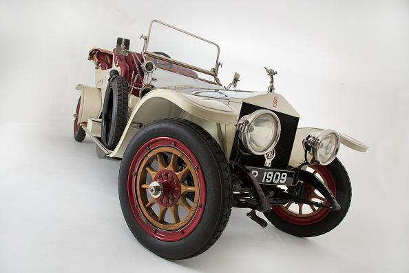 1909「1909 Rolls - Royce Silver Ghost Roi Des Belges.」:写真・画像(6)[壁紙.com]
