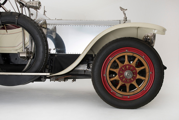 1909「1909 Rolls - Royce Silver Ghost Roi Des Belges.」:写真・画像(3)[壁紙.com]