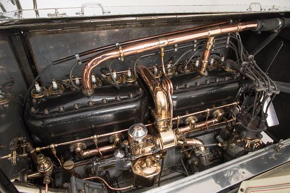 Luxury「1909 Rolls - Royce Silver Ghost Roi Des Belges.」:写真・画像(3)[壁紙.com]