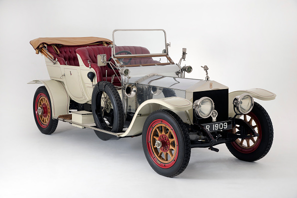 Finance and Economy「1909 Rolls - Royce Silver Ghost Roi Des Belges.」:写真・画像(5)[壁紙.com]