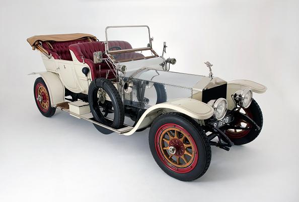 1909「1909 Rolls - Royce Silver Ghost Roi Des Belges.」:写真・画像(17)[壁紙.com]