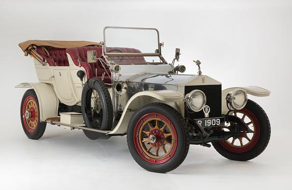 1909「1909 Rolls - Royce Silver Ghost Roi Des Belges.」:写真・画像(18)[壁紙.com]