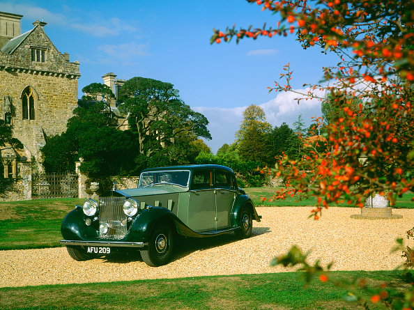 Environmental Conservation「1938 Rolls Royce Phantom 3」:写真・画像(9)[壁紙.com]