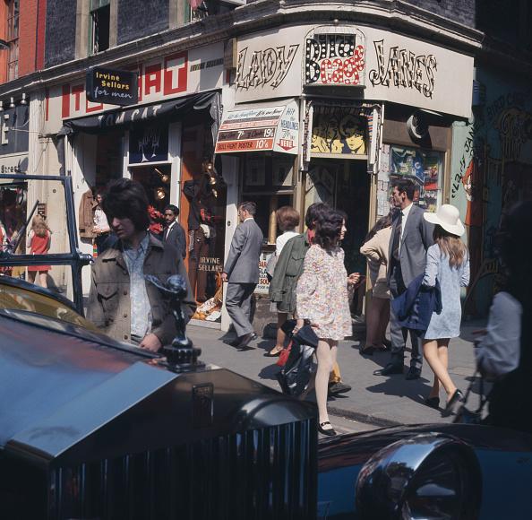1960-1969「Rolls On Carnaby Street」:写真・画像(6)[壁紙.com]